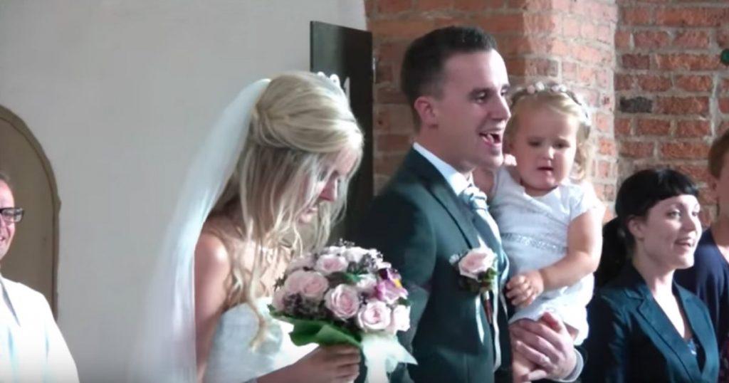 godupdates groom surprises bride