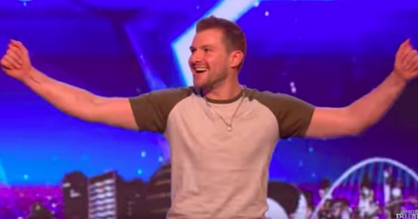 Daring Contestant Stunned The Judges With A Thrilling Balancing Act