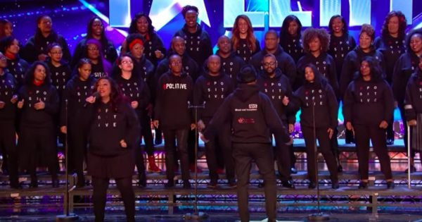 A Choir Auditions For A Great Cause And Wows The Judges