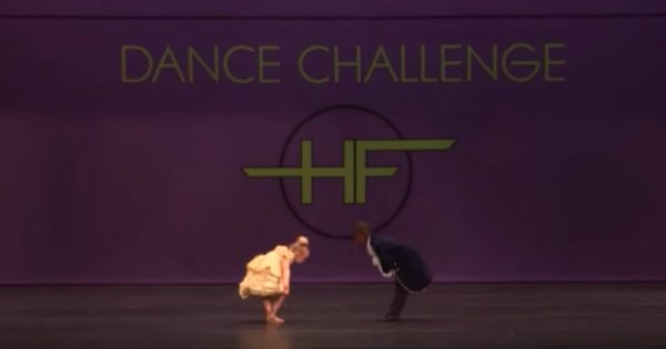 Amazing 7-Year-Old Dancers Wow The Crowd With Beauty And The Beast Routine