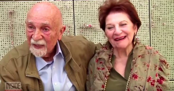 Two Holocaust Survivors Reunite After Being Separated For 76 Years