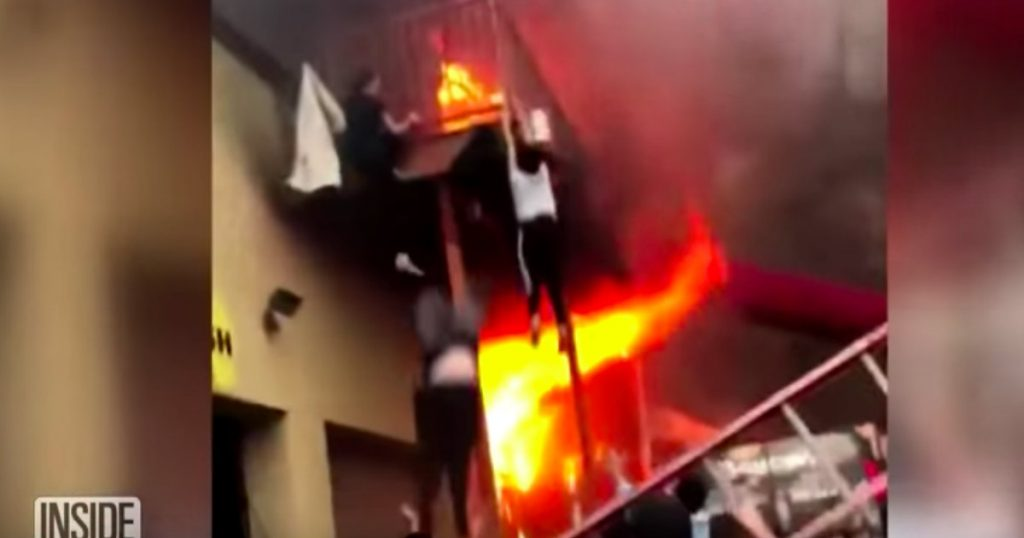 godupdates young dancers escaped studio fire