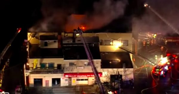 Young Dancers Bravely Escaped Their Studio When A Fire Broke Out