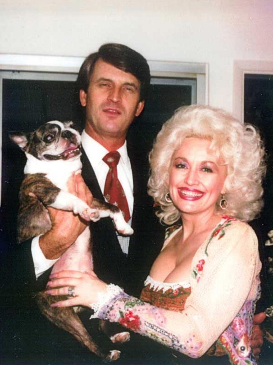 Dolly Parton's Faith - Carl Dean & Popeye