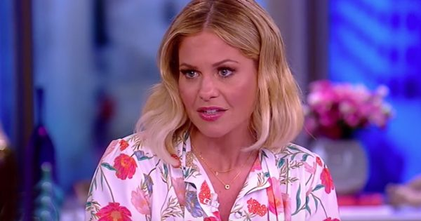 Candace Cameron Bure On Hardest Day At 'The View'