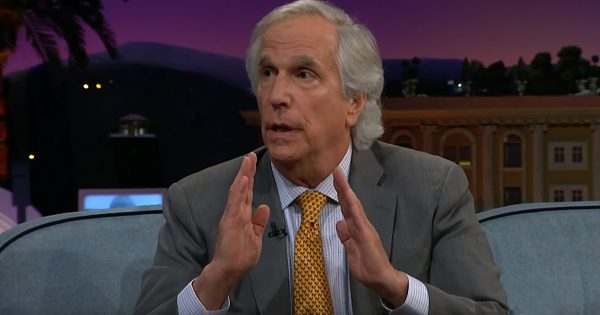 Henry Winkler Spills The Beans On The Secret To 40 Years Of Marriage