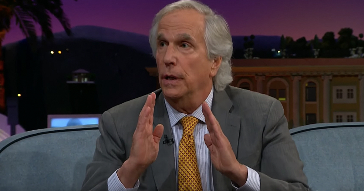 Henry Winkler Gave Marriage Advice