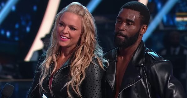 Dancing With The Stars Contestant Stands Up For God During Risque Song