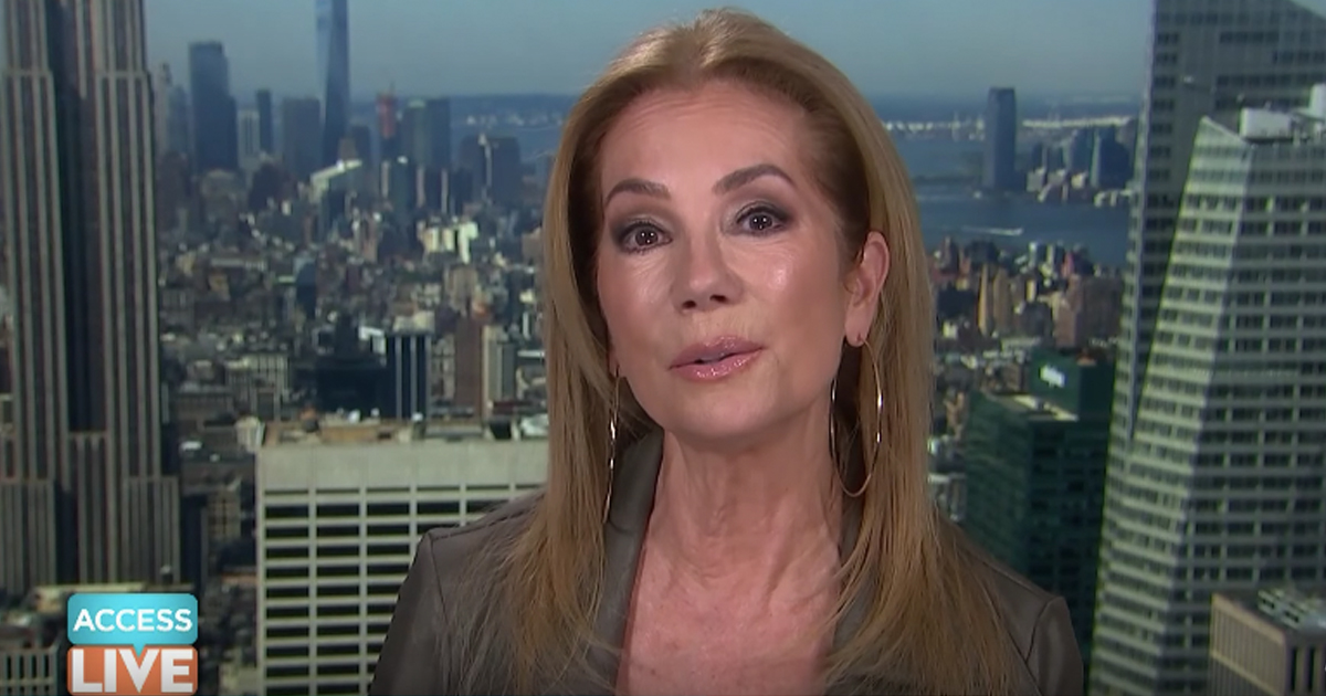 Kathie Lee Gifford on finding love again