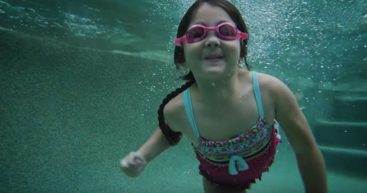 Mom Warns About Dangers Of Dry Drowning
