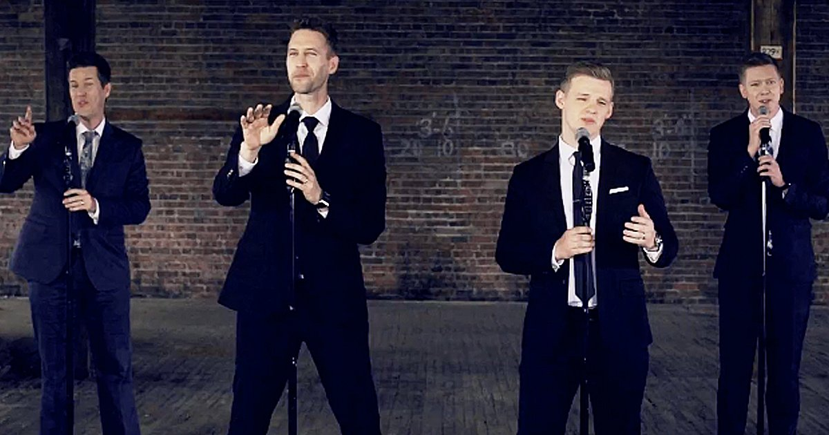 'Hey Mama' - The Ball Brothers Sing Tribute To Mothers