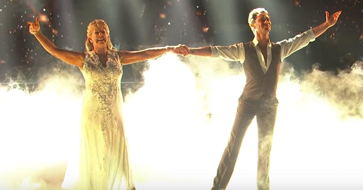 'Villian' Tonya Harding Impresses With Dance Number