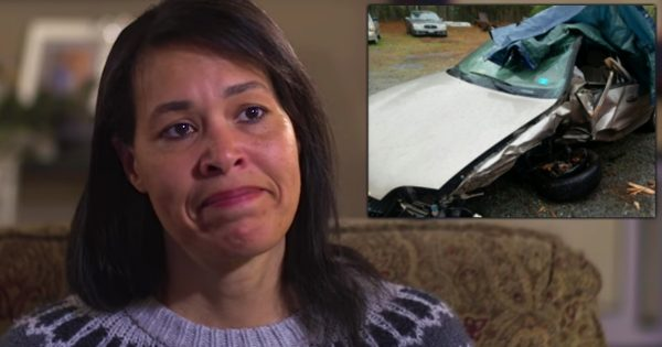 Mom Credits God For Daughter's Incredible Recovery After Horrific Car Accident