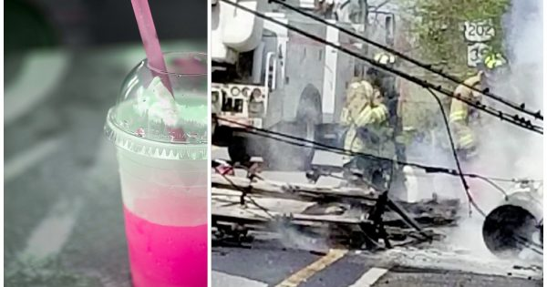 Woman's Craving for a Slurpee Puts Her In Right Place to Save Life