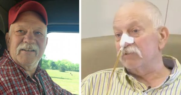 Veteran Trucker Fighting Colon Cancer Goes Viral Singing Song to His Kids