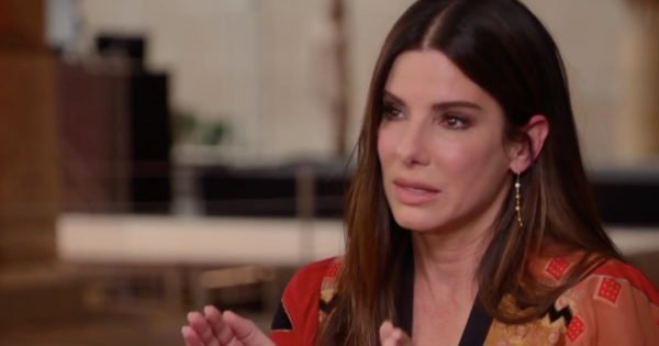God Reveals Sandra Bullock's Purpose Through A Hurricane