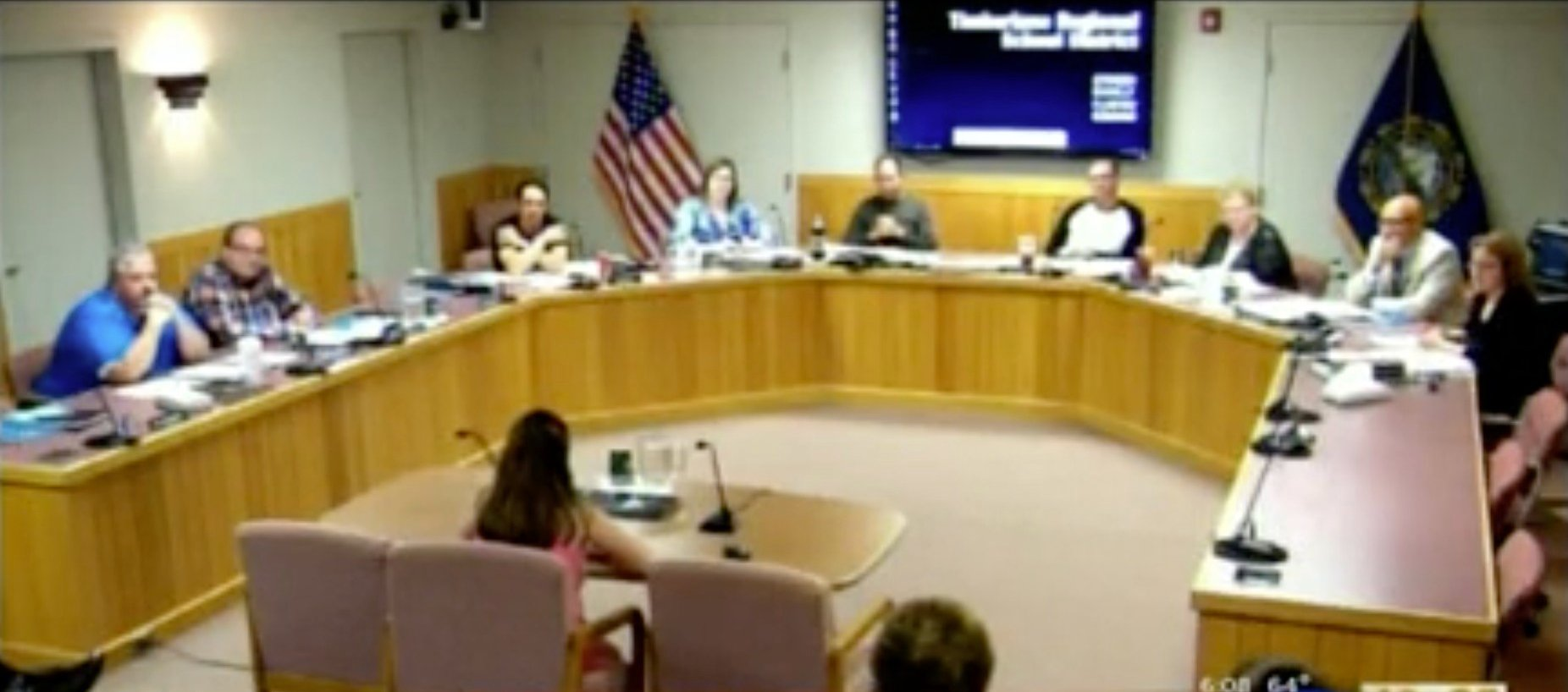5th grader asked school board to stop bullying