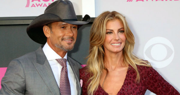 Faith Hill And Tim McGraw On 21 Years Of Marriage And Their Soon-To-Be Empty Nest