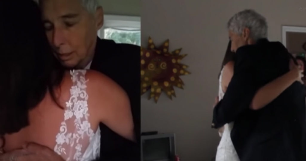 Single Woman Shares Wedding Dance With Her Dying Dad