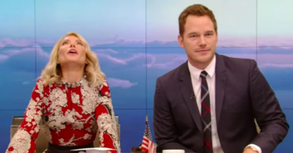 Nice Guy Chris Pratt Accidentally Gave Away A Trip On TV