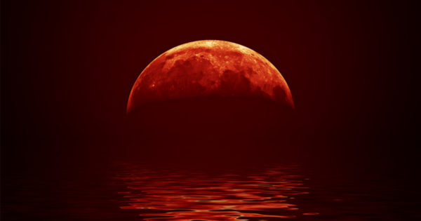 Is July's Blood Moon, Longest Lunar Eclipse Of Century, A Sign Of End Times?