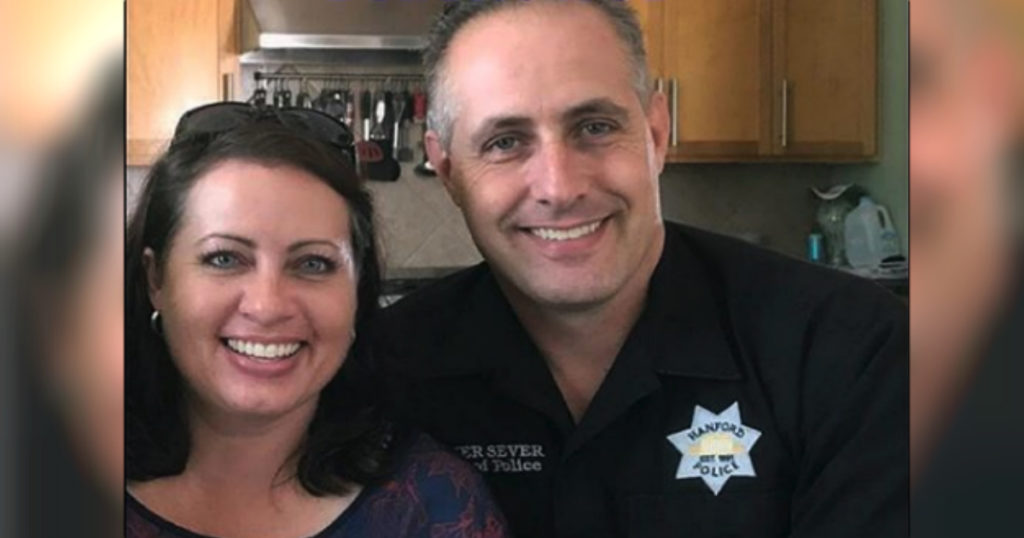 Police Chief Battles Colon Cancer, Keeping Positive