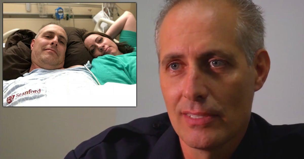 police chief battles colon cancer fb2