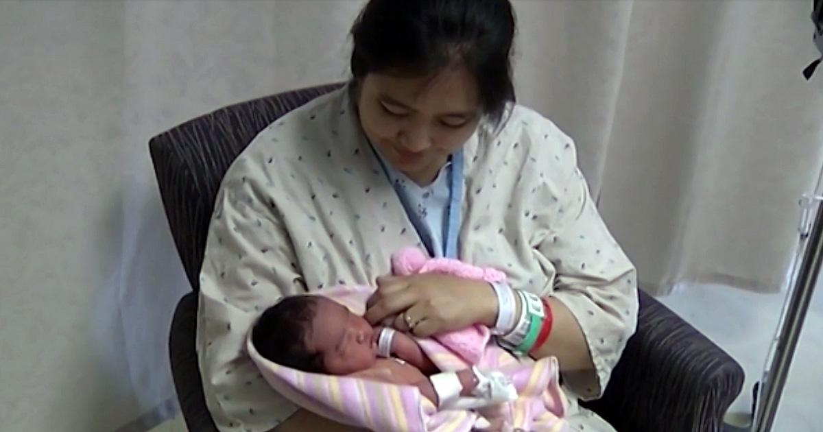 unexpected birth surprises runner mom fb