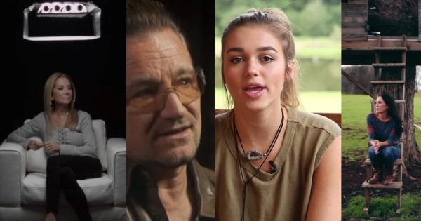 7 Touching Testimonies by Christian Celebrities