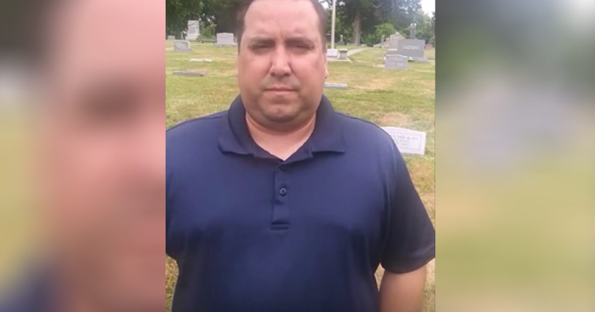 Dangers Of Bullying Revealed at Brother's Grave