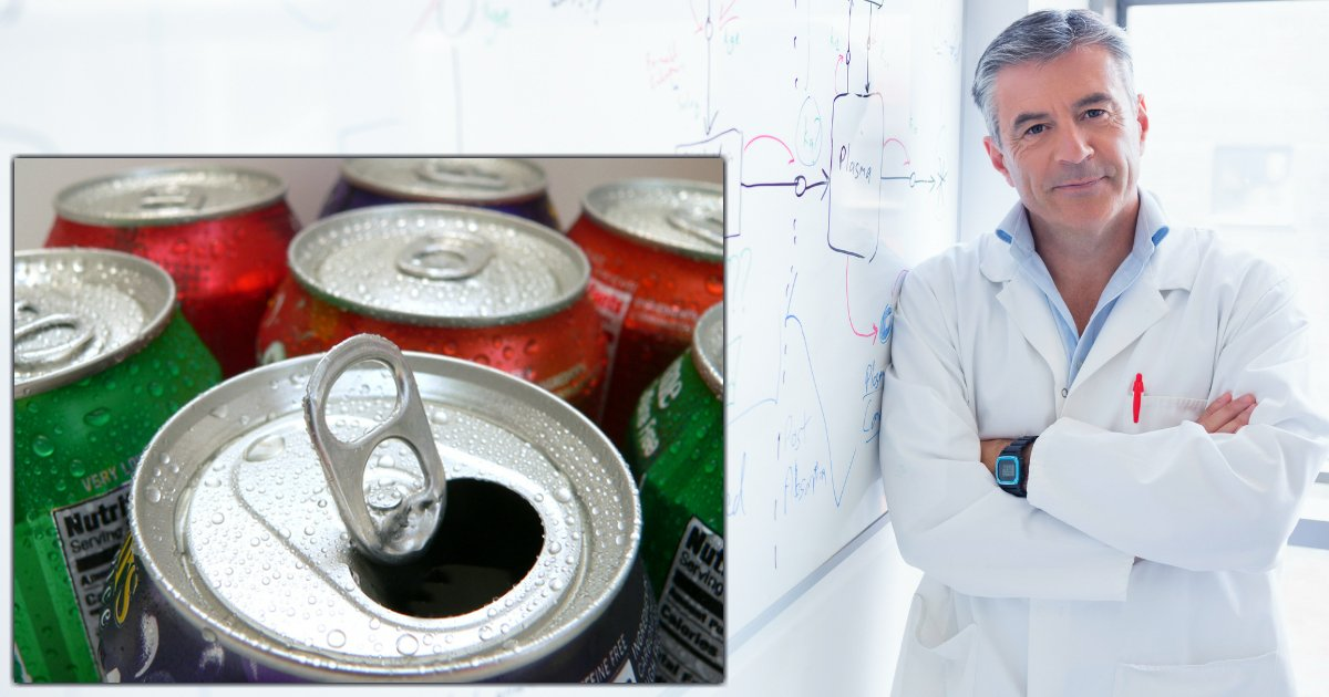 diet soda may lower colon cancer risk new study fb