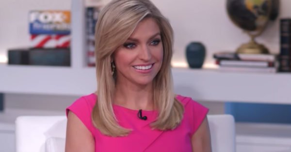 TV News Anchor Ainsley Earhardt Shares Testimony Of Putting God First