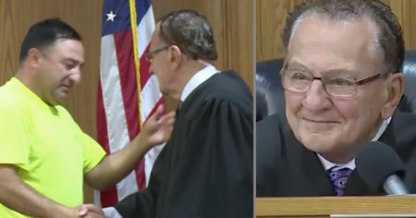 Judge Caprio Gets Unexpected Reunion With 'Bad Boy' From 18 Years Ago