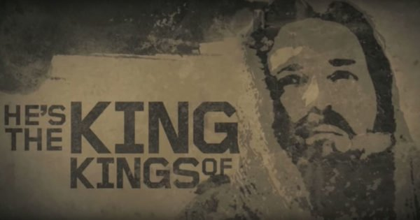 'That's My King' Powerful Sermon From S.M. Lockridge