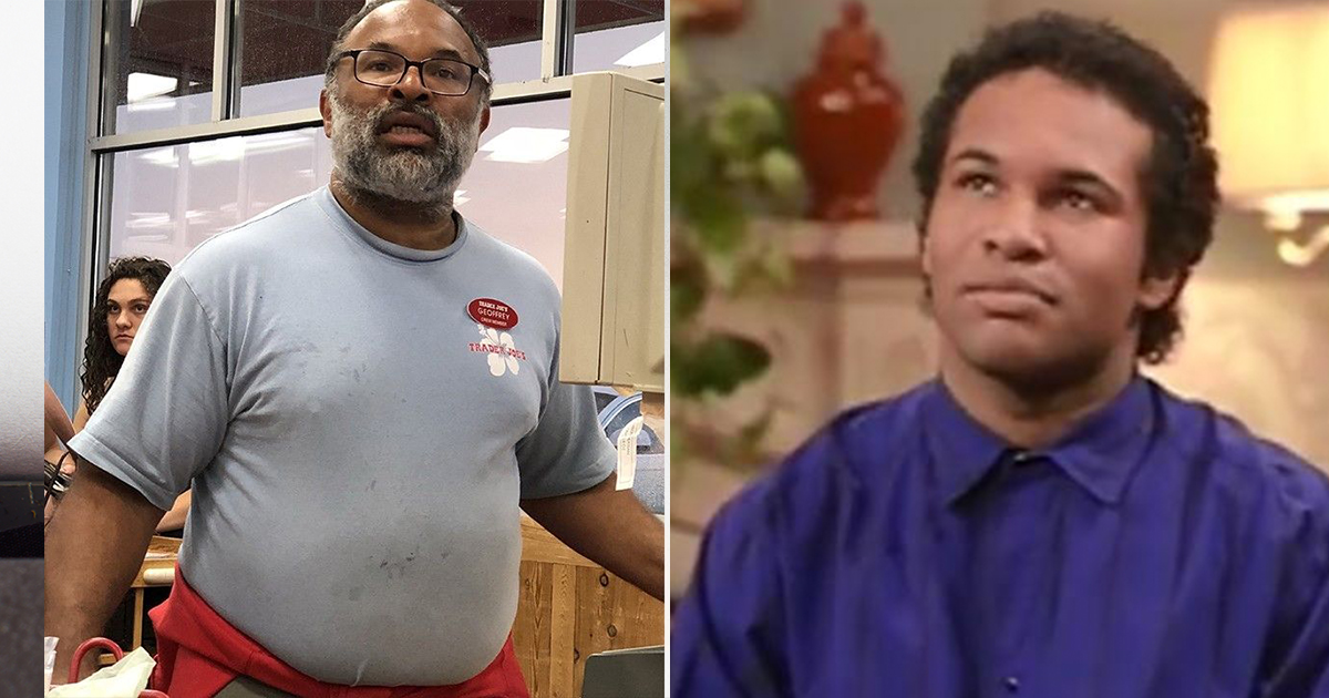 cosby show actor grocery store trader joe's