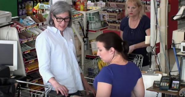 Strangers Step In When Teacher Cannot Afford To Pay For Groceries