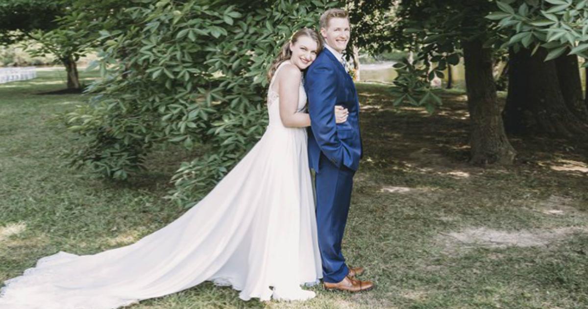 first look prank bride-best man swap fb