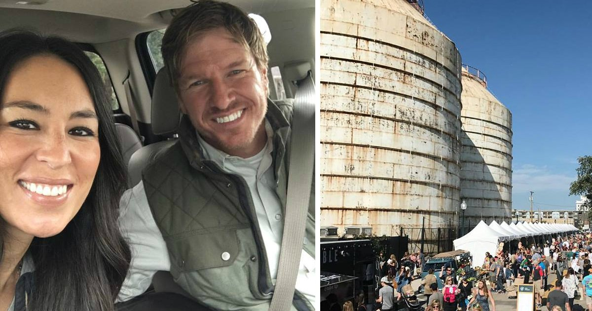 magnolia market hosting displaced church fb