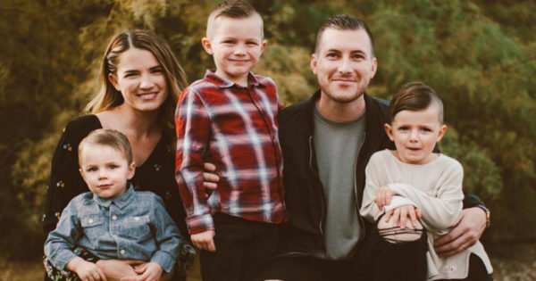 Wife of Pastor Who Took His Own Life Inspires With Her Unwavering Faith