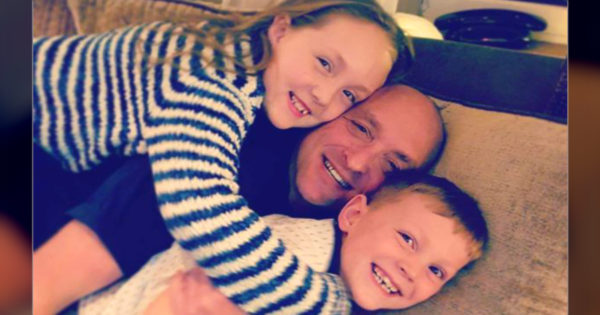 Firefighter Dad Thought To Be Suffering Gallstones Dies 3 Months After Wedding