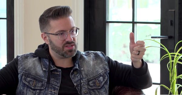 Danny Gokey Speaks Out About Depression, Hope and End Times