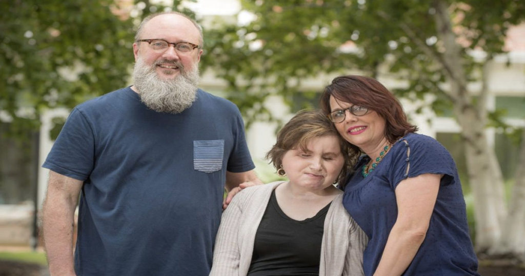Suicide Survivor Katie Stubblefield Has New Face After Impluse Decision Nearly Claims Life