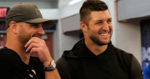 Tim Tebow Executive Producer New Faith-Based Film 'Run The Race'