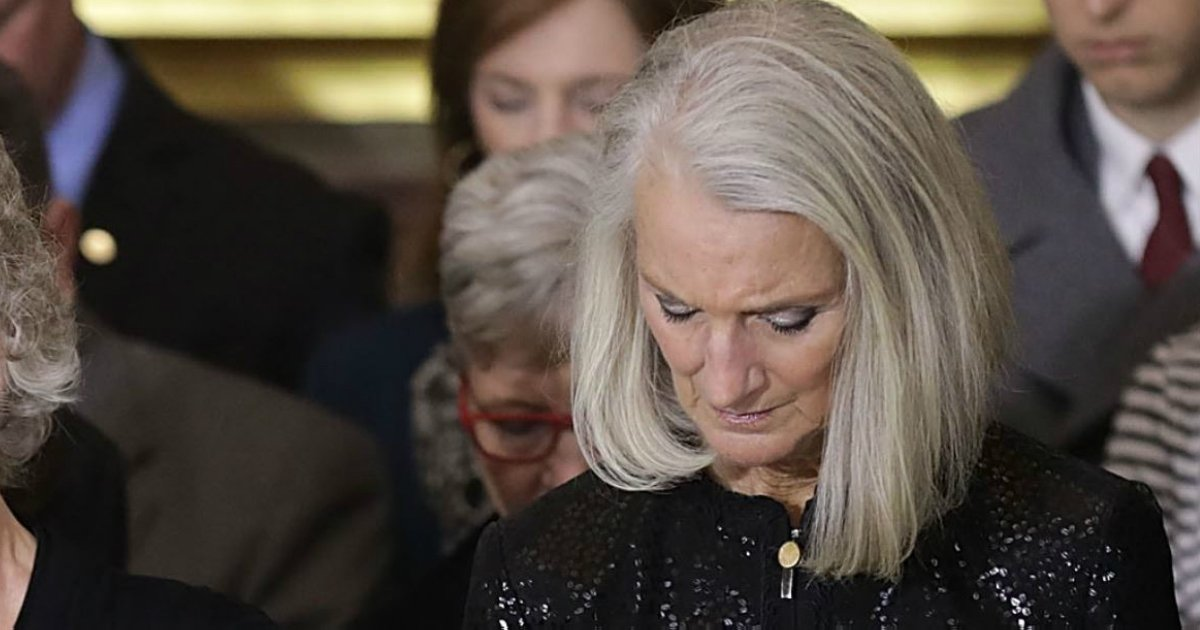 Billy Graham's daughter Anne Graham Lotz