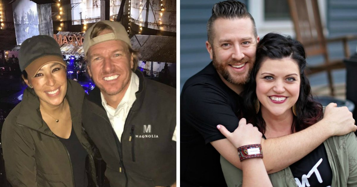 chip and joanna gaines helped couple adopt fb