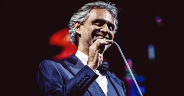 World-Renowned Singer Andrea Bocelli Reveals Doctors Told His Mom to Abort