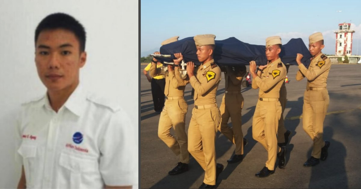heroic air traffic controller dies saving others indonesia earthquake fb