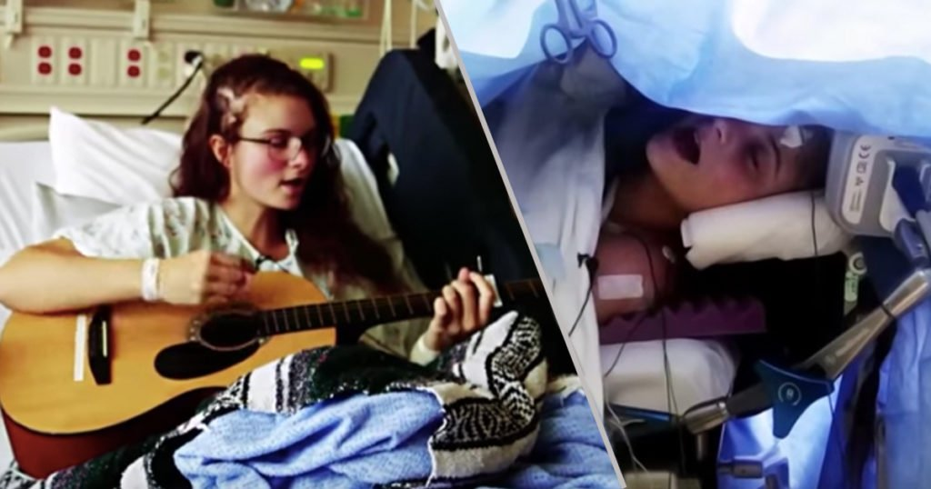 19-year-old Girl Sang Her Way Through Brain Surgery to Save Her Talent