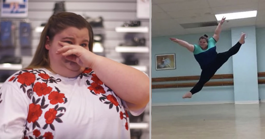Bullied For Her Size, Beautiful Dancer Lizzy Howell Is An Inspiration