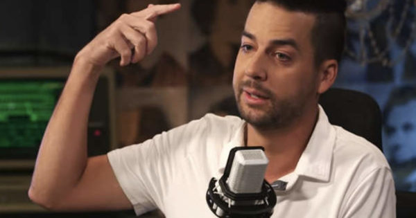 John Crist's Response To Hollywood Saying He Should Be Less 'Christian'